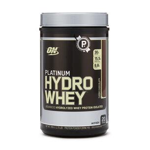 Platinum Hydro Whey® Turbo ChocolateTurbo Chocolate | GNC