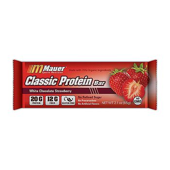 Classic Protein Bar - White Chocolate StrawberryWhite Chocolate Strawberry | GNC