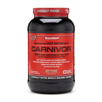 Carnivor™ - Vanilla CaramelVanilla Caramel | GNC