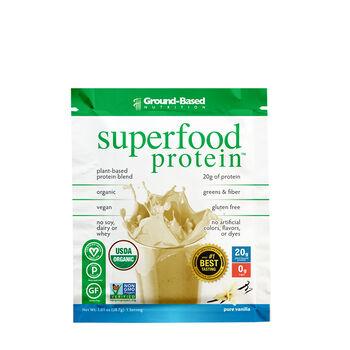 Superfood Protein™ - Pure VanillaPure Vanilla | GNC