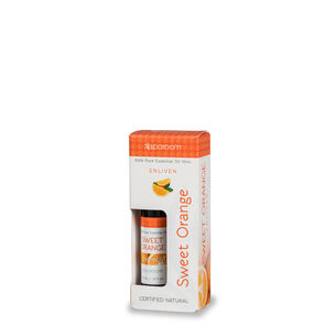Sweet Orange - Enliven - 100% Pure Essential Oil | GNC