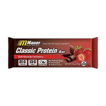 Classic Protein Bar - Dark Chocolate StrawberryDark Chocolate Strawberry | GNC