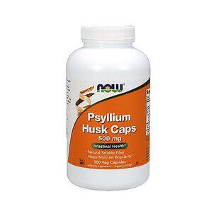 Psyllium Husk Caps | GNC