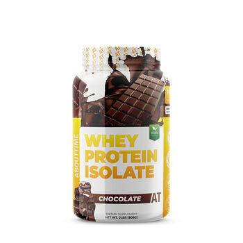 Whey Protein Isolate - ChocolateChocolate   GNC