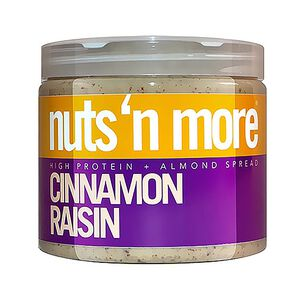 Almond Spread - Cinnamon Raisin | GNC