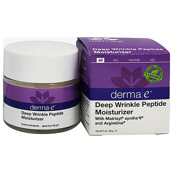 Deep Wrinkle Reverse Moisturizer with Peptides Plus | GNC