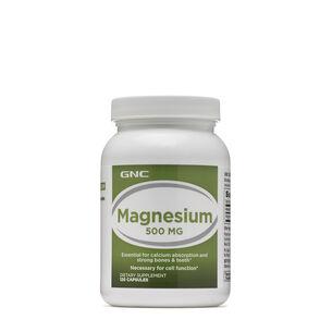 GNC Magnesium 500 MG