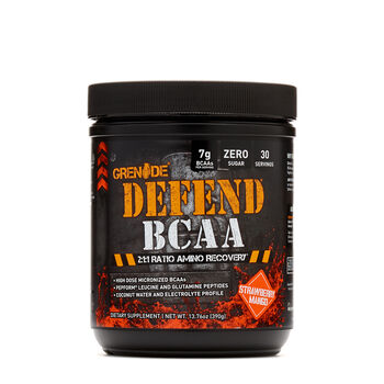 Defend® BCAA - Strawberry MangoStrawberry Mango | GNC