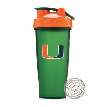 BlenderBottle® Collegiate Shaker Bottle- U of MiamiU of Miami | GNC