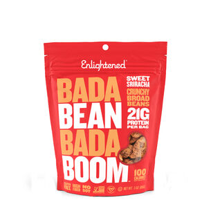 Roasted Broad Bean Crisps - Sriracha | GNC