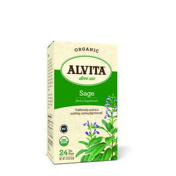 Organic Sage Tea | GNC