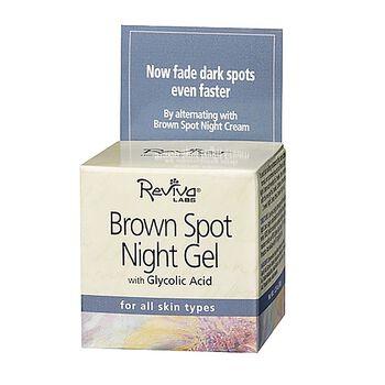 Brown Spot Night Gel | GNC