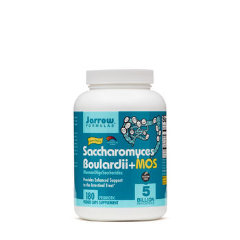 Saccharomyces Boulardii + MOS 5 Billion | GNC