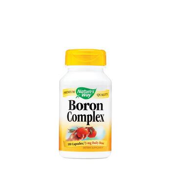 Boron Complex | GNC
