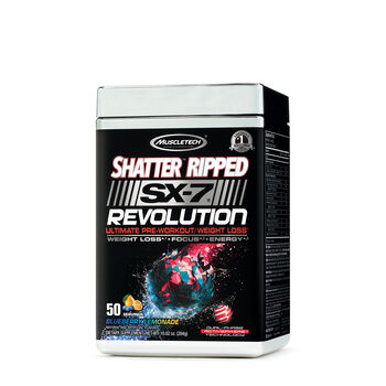 Shatter™ Ripped SX-7® Revolution - Blueberry LemonadeBlueberry Lemonade | GNC