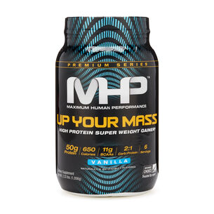 Up Your Mass - VanillaVanilla | GNC