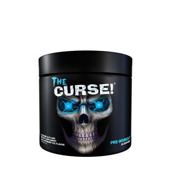 The Curse! - Blue Raspberry IceBlue Raspberry Ice | GNC