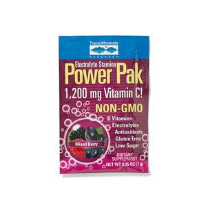 Electrolyte Stamina Power Pak 1,200 mg Vitamin C! - Mixed BerryMixed Berry   GNC