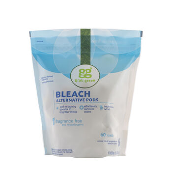 Bleach Alternative Pods - Fragrance Free | GNC