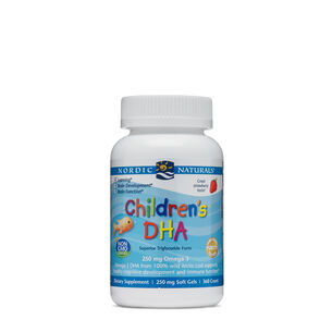 GNC Nordic Naturals Children's DHA- Natural Triglyceride Form