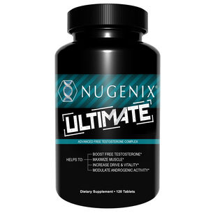 Ultimate Testosterone | GNC