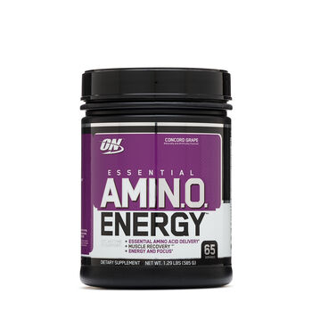 Essential AMIN.O. Energy™ - Concord GrapeConcord Grape | GNC