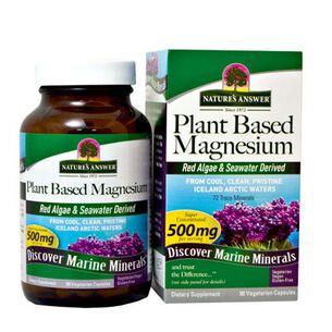 Plant Based Magnesium 500 mg | GNC