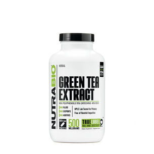 Green Tea Extract - 500 mg | GNC