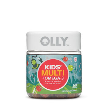Kids' Multi + Omega 3 - Berry Tangy | GNC