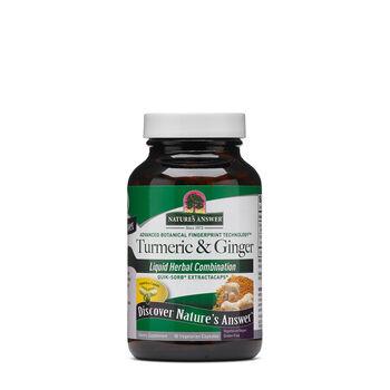 Turmeric & Ginger | GNC
