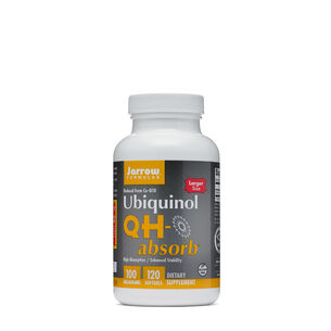 Ubiquinol QH-absorb® 100 MILLIGRAMS | GNC