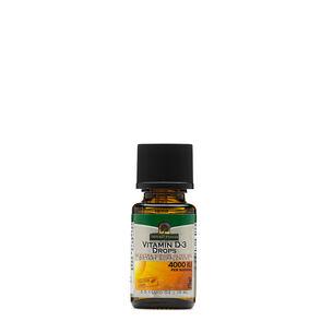 Vitamin D-3 Drops 4000 IU | GNC