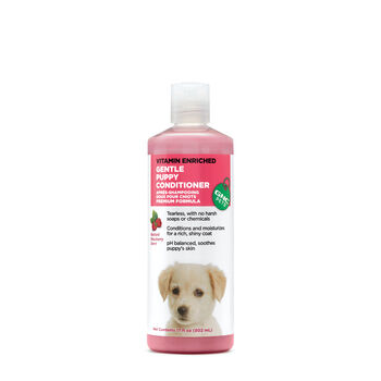 Gentle Puppy Conditioner - Radiant Raspberry Scent | GNC