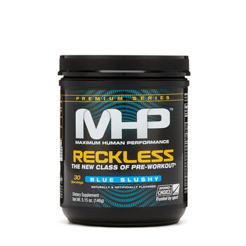 Reckless - Blue SlushyBlue Slushy | GNC