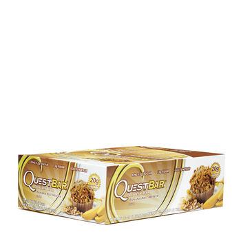 Quest Bar – Banana Nut MuffinBanana Nut Muffin | GNC