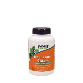 Magnesium Citrate | GNC