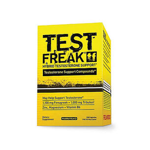 Test Freak™ | GNC