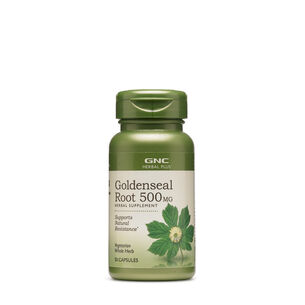 Goldenseal Root 500mg | GNC