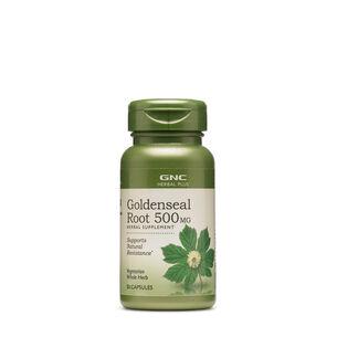 Goldenseal Root 500mg | GNC