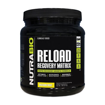 Reload Recovery Matrix - Passion FruitPassion Fruit | GNC