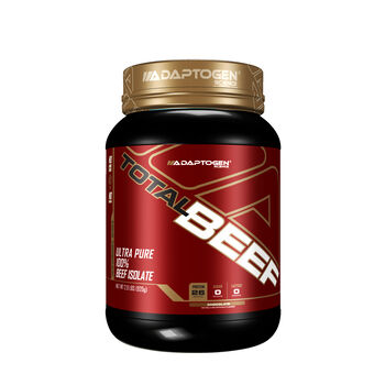 100% Beef™ Protein - Chocolate | GNC