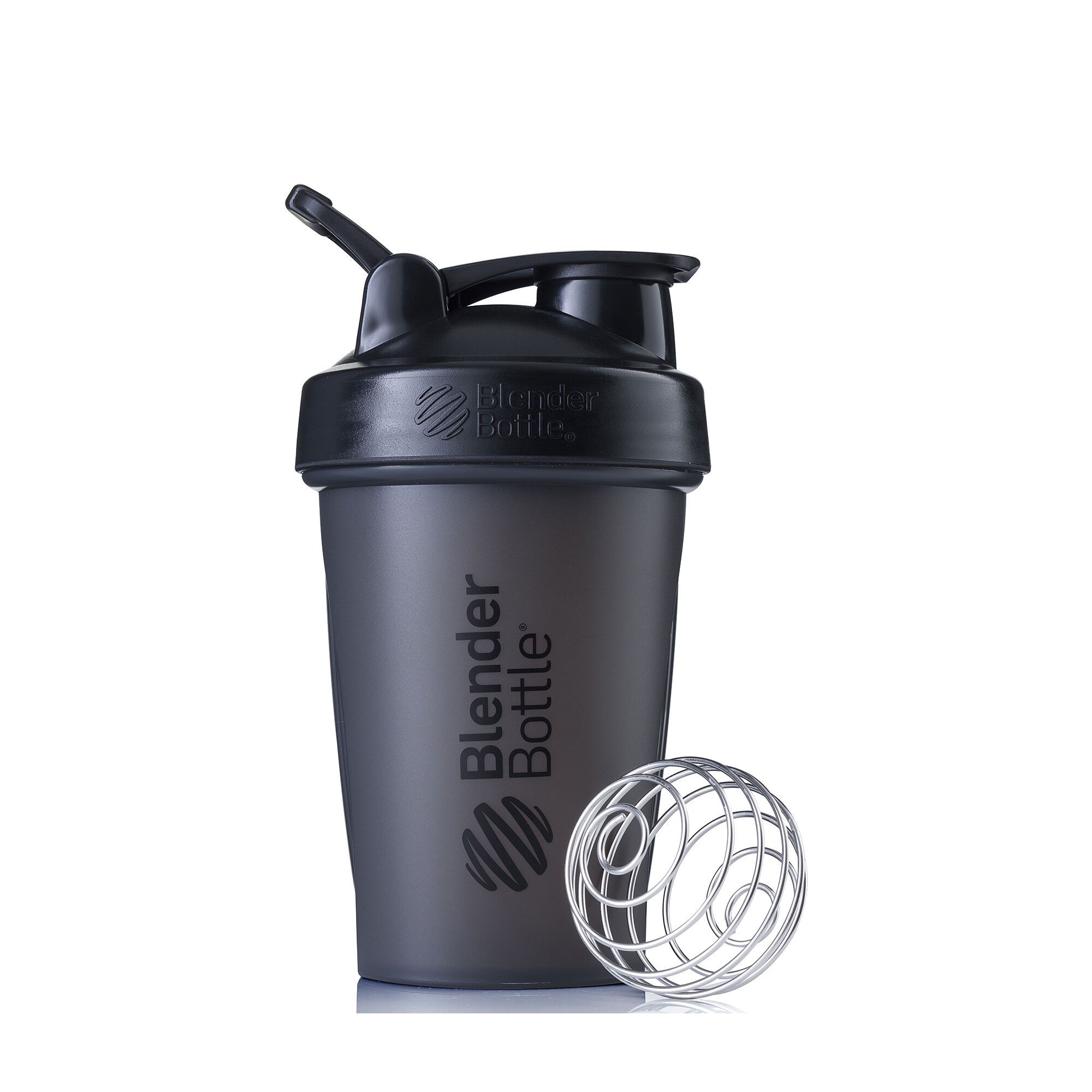 Blenderbottle20oz Classicg (w/ Loop) Black Mixers Shakers And Bottles