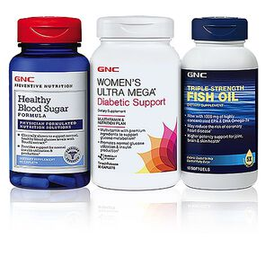Women's Diabetic Bundle | GNC