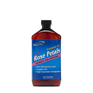 Pure Essence of Rose Petals | GNC
