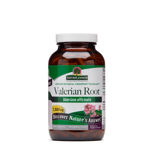 Valerian Root 1500mg | GNC
