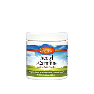 Acetyl L-Carnitine Amino Acid Powder | GNC