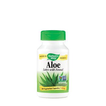 Aloe Latex with Fennel | GNC