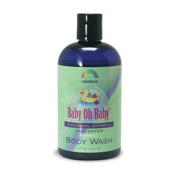 Baby Oh Baby® Unscented Colloidal Oatmeal Body Wash | GNC