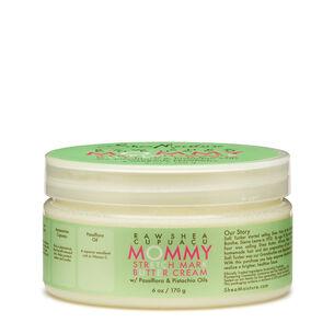 Raw Shea Cupuacu Mommy Stretch Mark Butter Cream | GNC