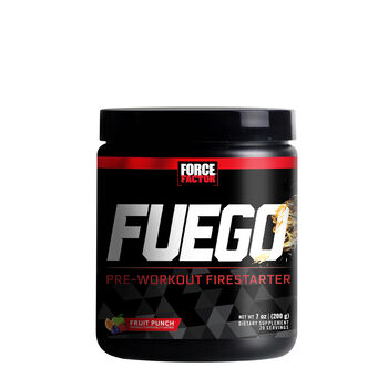 Fuego - Fruit PunchFruit Punch | GNC